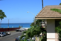 You'll enjoy only two minutes walk to the ocean from Behr's Escape Maui Condo