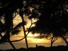 Gorgeous Sunset on Kamaole III beach