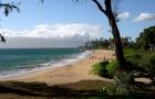 Kamaole II Beach and Park only a couple minutes walk