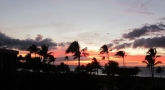View Sunsets from the lanai