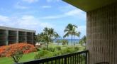 Lanai ocean view!