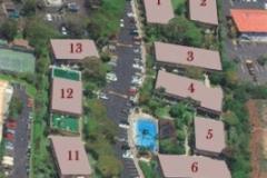 Kihei Kai Nani Aerial View