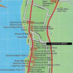 South Kihei Map